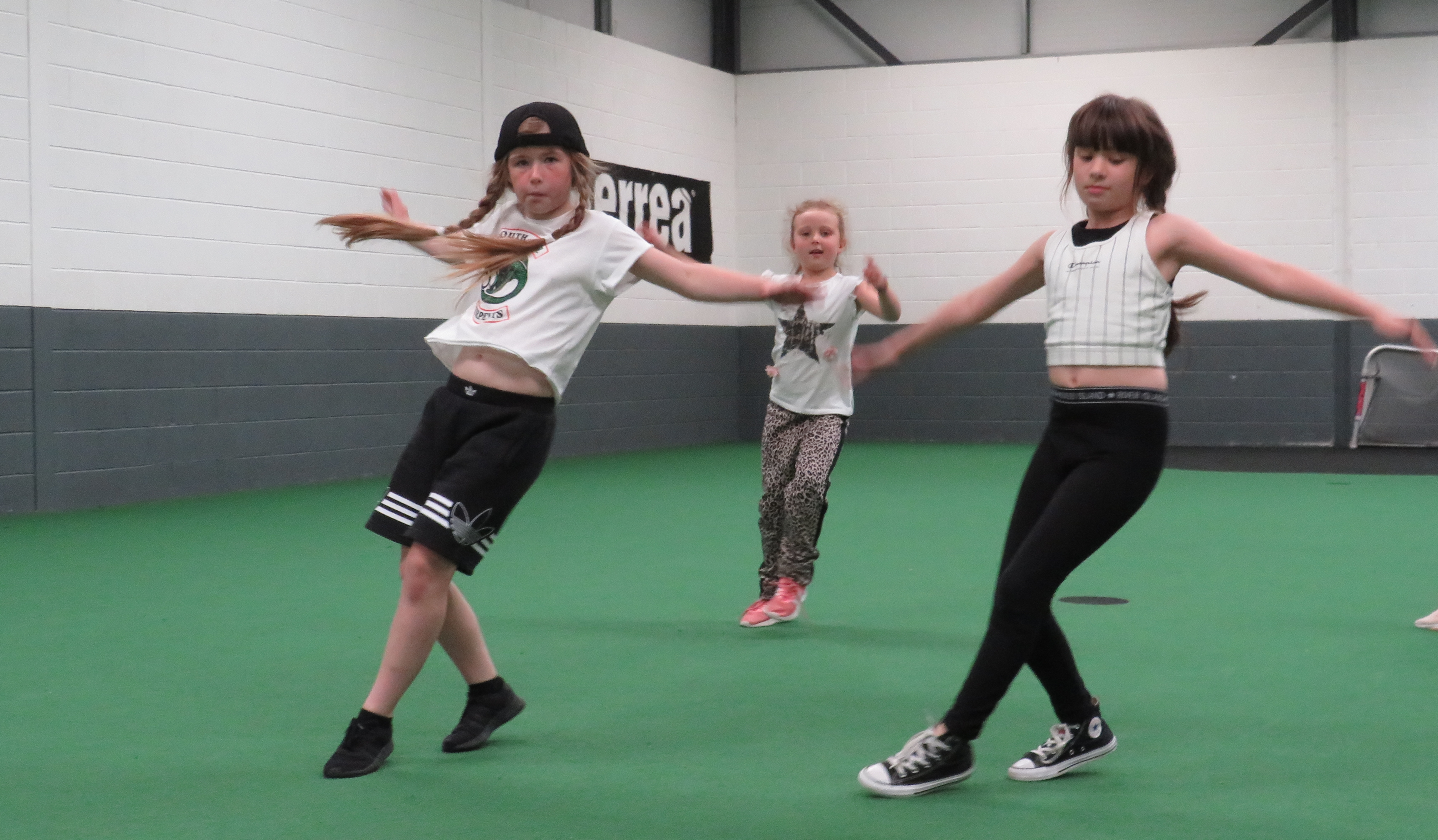 Stoke children fall in love with dance at Foundation's summer camp